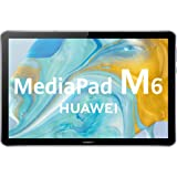 "HUAWEI MediaPad M6 - Tablet 10.8"" con pantalla 2K de 2560 x 1600 IPS (Wifi, RAM de 4GB, ROM de 64GB, Kirin 980, EMUI 10) Colo"