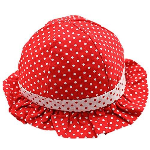 HBF Baby Unisex Sommer / Herbst / Winter Fischenhut Sonnenhut Mütze Outfit Sonnenmütze süß Beanie Hut für Kinder Mädchen Baby (17)