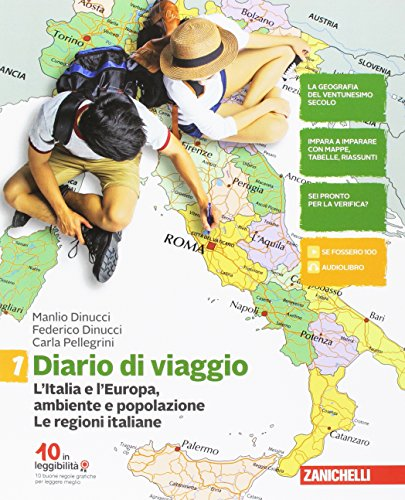 Diario di viaggio. Per la Scuola media. Con Contenuto digitale (fornito elettronicamente): 1