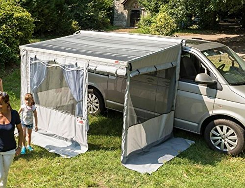 Fiamma Privacy Room 260 VW T5 Van Höhe 180-220 cm