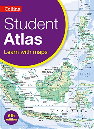 Collins Student Atlas (Collins Student Atlas) por Collins Maps