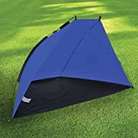 Beach Tent Portable 2 Person Garden And Fishing Waterproof Sun Shelter UV Protection Beach Shade Camping Tent for Outdoor Activities With Carry Bag