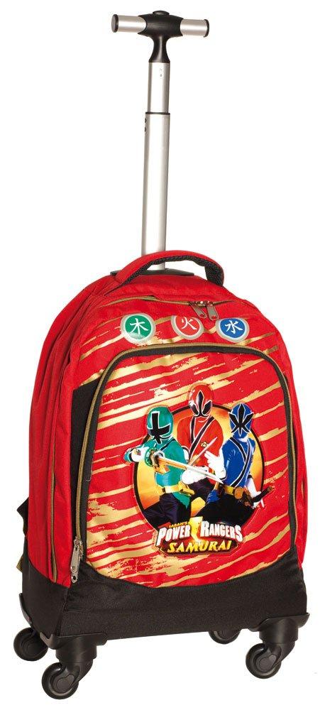 Giochi Preziosi Zaino Trolley Deluxe Power Rangers Samurai