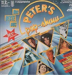 Peter's Pop Show-Das Beste (1988) [Vinyl LP]