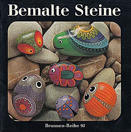 Bemalte Steine. Brunnen-Reihe 92 -