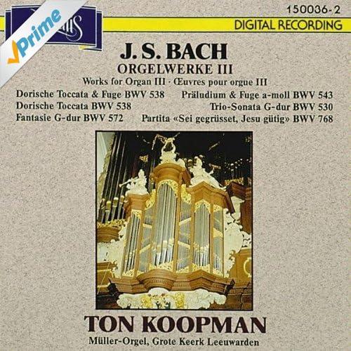 Partita 'Sei gegrüsset - Jesu gütig' BWV 768