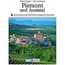 DuMont Kunst Reiseführer Piemont und Aostatal