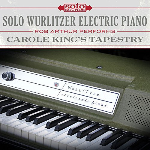 Carole King's Tapestry: Solo Wurlitzer Electric Piano (Wurlitzer Electric Piano)