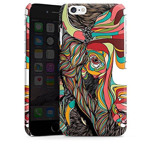 Apple iPhone 4 Housse Étui Silicone Coque Protection Bison Motif Motif Cas Premium brillant