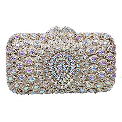 Bonjanvye Evening Bags And Clutches For Womens Clutch Purses And Handbags
