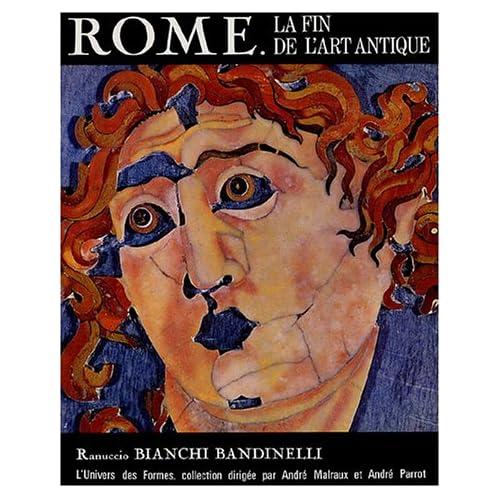Rome, la fin de l'art antique