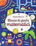 Scarica Libro Blocco di giochi matematici Ediz illustrata (PDF,EPUB,MOBI) Online Italiano Gratis