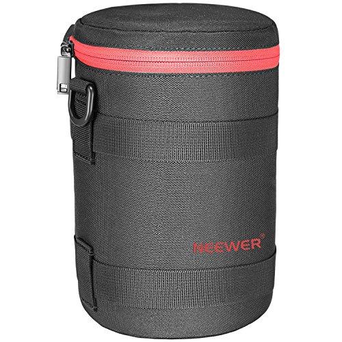 Neewer Tasche für Objektiv, Zylinderform, wasserdicht, stoßfest, für Objektiv 80-200 mm, Canon 70-200/4L 4LLS/Nikon 70-200/4G 80-200 -