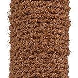 JakoCat Kratzbaum ca. 119 cm Hoch Katzenkratzbaum Spielbaum Kletterbaum mit 2 Aussichtsplattformen und mit Quick-Connect Verbindung - 7