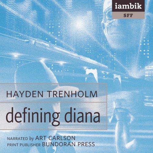 Defining Diana  Audiolibri