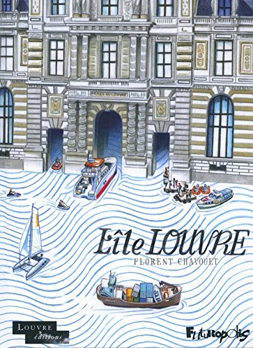 L'île Louvre Edition simple One-shot