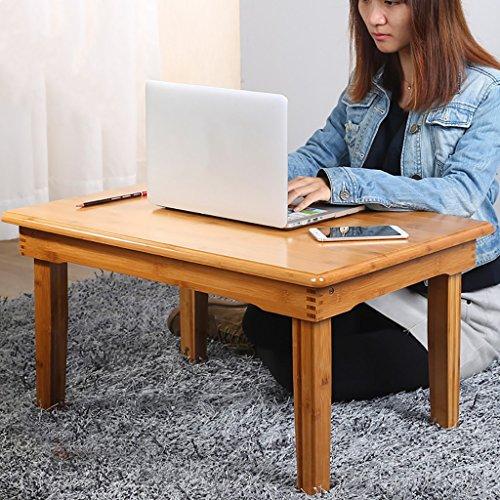 Glas Mahagoni Couchtisch (Tisch Holz Computer Schreibtisch Bett Falten Faul Portable Notebook Kleine Schreibtisch Tragbare Kleine Tabelle ( größe : 70*50*35cm ))