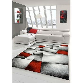 Paco Home Designer Teppich Modern Wohnzimmer Teppiche Kurzflor ...