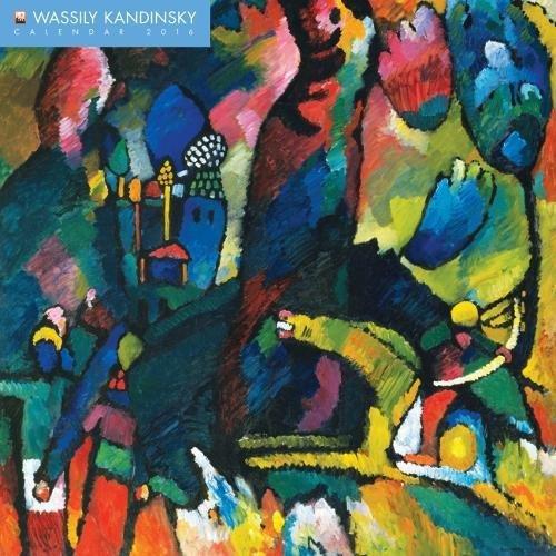 Wassily Kandinsky 2016 Calendar