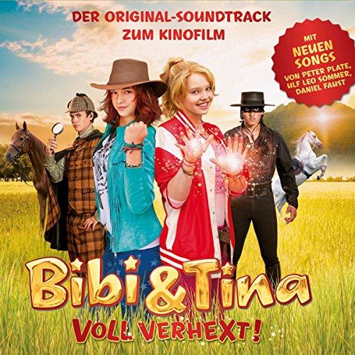 Buchseite und Rezensionen zu 'Bibi & Tina - Voll verhext: Original-Soundtrack zum Kinofilm' von Peter Plate