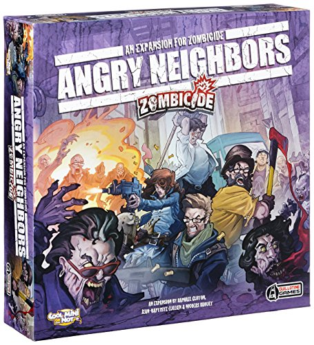 Cool Mini Or Not GUG0055 - Zombicide Angry Neighbours