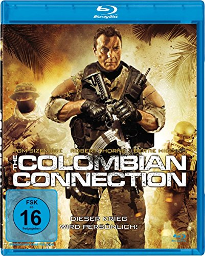 The Colombian Connection [Blu-ray]