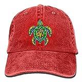 MACITA WAZH Baseball Caps Tortoise Sea Turtle Gym Hats for Children Adults Gifts