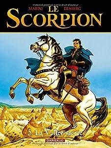 """Afficher """"Le Scorpion n° 5 La vallée sacrée"""""""