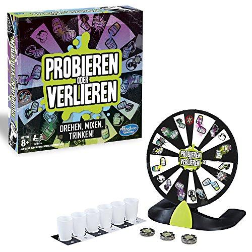 Hasbro Spiele C2131100 Probieren Oder Verlieren Partyspiel