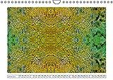 Signes d'eau (Calendrier mural 2019 DIN A4 horizontal): Gouttes d'eau en 3d (Calendrier mensuel, 14 Pages ) (Calvendo Art)