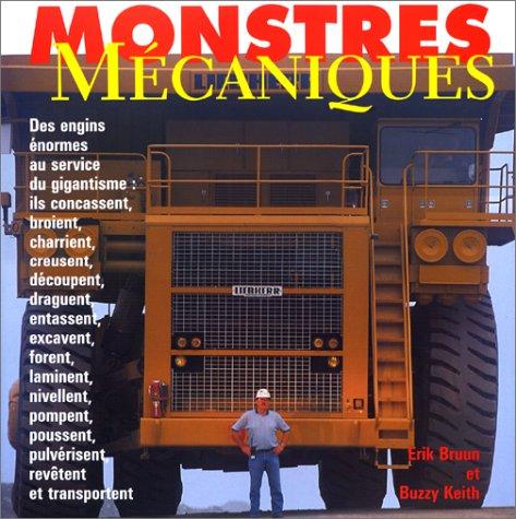 Monstres mécaniques par Eric Bruun