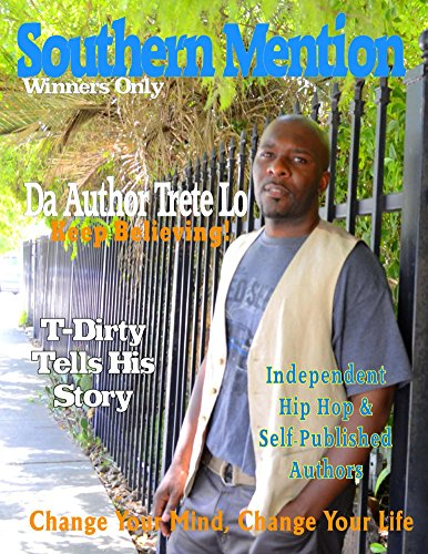 Southern Mention Vol. 7 Issue 4 (Winners Only) (English Edition)