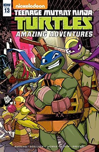 Teenage Mutant Ninja Turtles: Amazing Adventures #13 ...