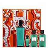 HERMES Orange Verte Set Eau de Cologne, 100 + Mini 7. 5+ Shower Gel, 80 ml
