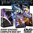 Transformers Beast Machines COMPLETE BOX SET DVD - Series 1 & 2