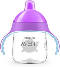 Philips Avent Avent Premium Spout Cup (Purple)