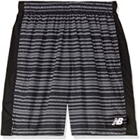New Balance Accelerate Graphic, Pantaloncini Uomo, Black Multi, M