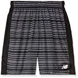 New Balance Herren Accelerate Graphic Short, Schwarz Multi, L