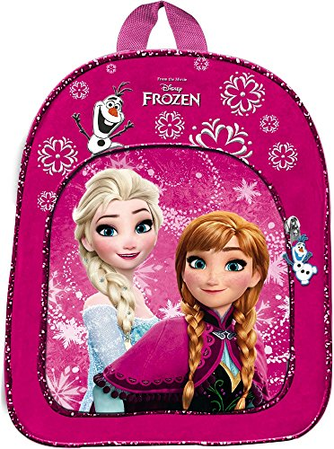 Star licensing disney frozen zainetto medio per bambini, 32 cm, multicolore