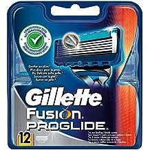 Gillette Lot de lames de rasoir Fusion ProGlide