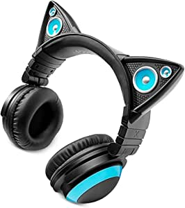 Axent Carrying - Cat Ear Headphones with Speaker