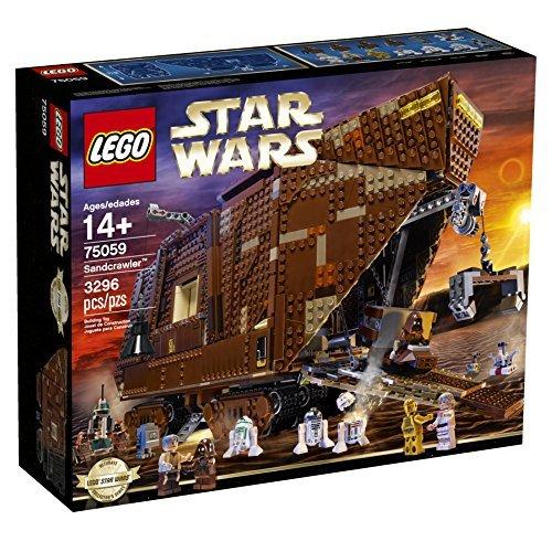STAR WARS Lego Sandcrawler Juego de Juego