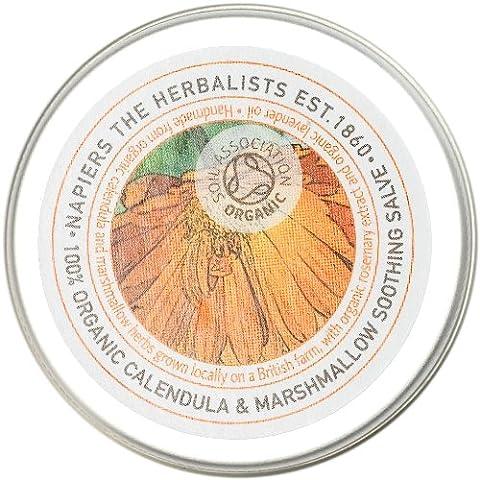 Napiers Organic Calendula & Marshmallow Salve