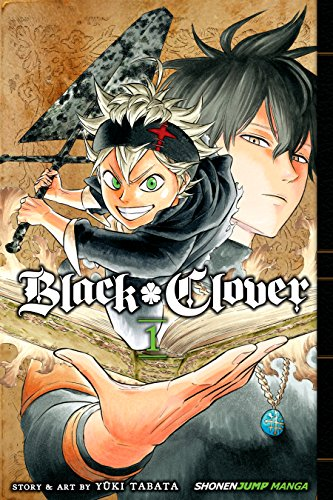 Black Clover, Vol. 1: The Boy's Vow (English Edition)