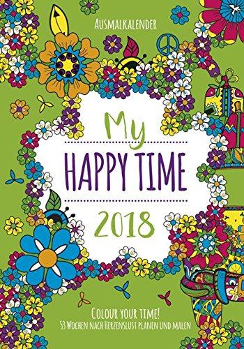 Preisvergleich Produktbild Ausmal-Timer Happy Time 2018