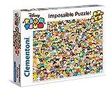 Clementoni 39363 - Impossible Puzzle Tsum Tsum, 1000 Pezzi