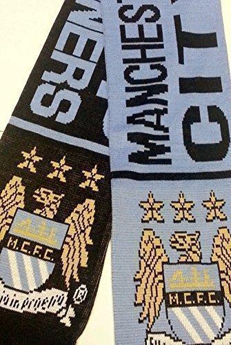 Bufanda de Manchester City – Ganadores de Copa