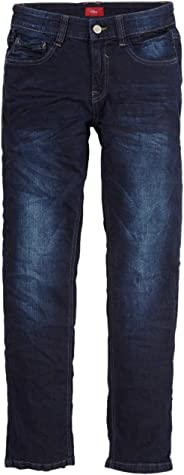 s.Oliver RED Label Junior Jungen Seattle: Jeans mit Used-Waschung