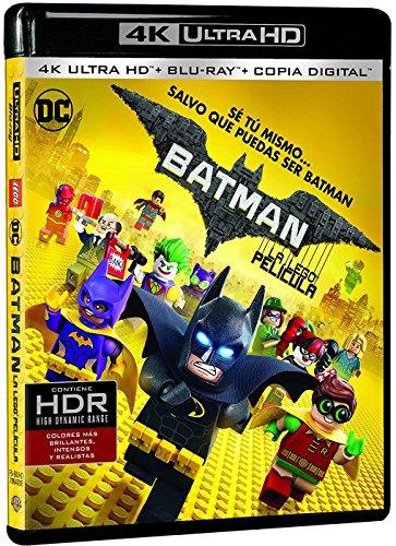Batman La Lego Película 4K UHD [Blu-ray] 61PYAavVo2L