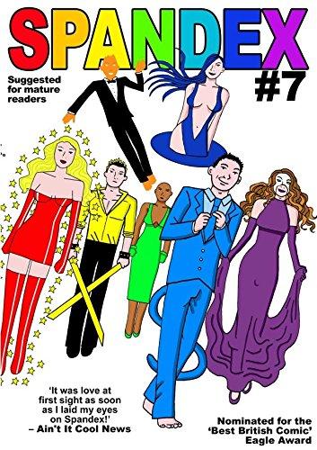 Spandex #7 (English Edition) -